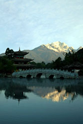 Black Dragon Park, Lijiang
